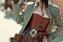 Steampunk things I find inspiring!
