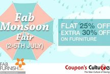 Furniture & Home Decor / Save with free coupon code, Discount Codes, Voucher Codes India and discount promo codes to your favorite stores at couponsculture.com