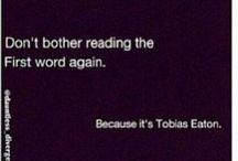 Divergent series ❤️ / Looooooooove the books