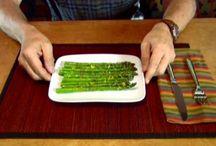 Asparagus / by Hillary Moor