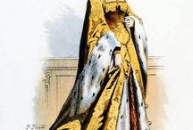 Clothing: Medieval / by Adventures in History and Culture