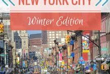 T R A V E L - NEW YORK / Winter - 2017
