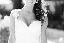 foto s zwatt / wit bruiden