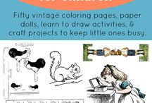 Activities and projects for kids