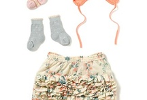 For Lani and Becky / Cute outfits and things for my little girls