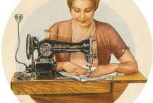 Coudre  / sewing