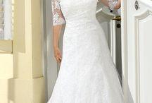 Hochzeitskleider big size