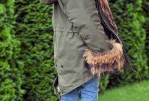 Parka with fur for boys - www.furs-outlet.com