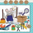 Preschool Language Arts / by Mallory Valade