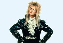 All Things Bowie/Labyrinth / by Kimberley Canuck