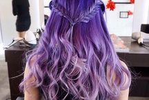 ombre haarstyle