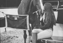 Horse Show Photo Capture Ideas / Ideas for capturing the feeling of the horse sport with products in focus