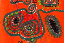 DREAMTIME by April-Louise Turner / some of my works DREAMTIME 2000 till today