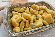 Ricette salate - contorni