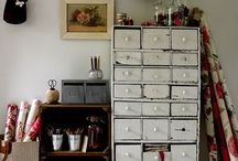 Craft Room Inspiration / by 1929 Charmer Cottage