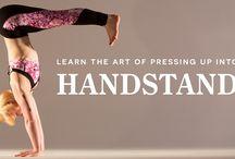Handstands / Handstands
