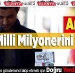 Antalya Milli Piyango Talihlisini Arıyor
