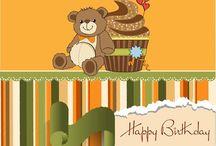 happy birthday / by Dyana Jugaru