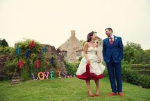 1950's Inspired Weddings