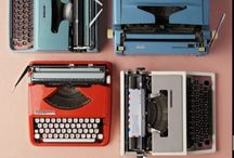 copywriter's typewriters