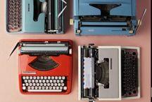 copywriter's typewriters