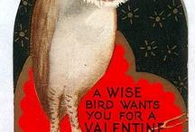 Owl valentine