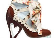 Pretty Shoes / by Irregular Choice