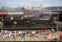 Train - Canadian National Railway