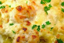 shrimp and cheese