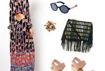 #Verano a la #moda / Los mejores looks veraniegos para que disfrutes de las vacaciones con el mejor de los estilos