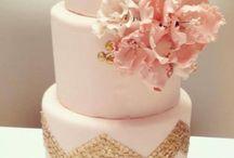 Glitter cakes *Bling bling*