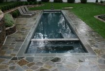 Pool and garden refurb