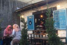 Coffee space at Lembang bandung