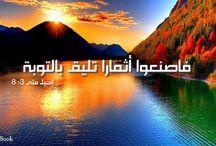 آيات من الكتاب المقدس مقسمة مواضيع عربي إنجليزي