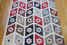 Quilting: Hexie Love