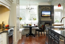 Kitchen/Dining / by Hannah H