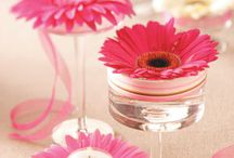 center pieces  / by Samantha Romano
