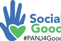 PANJ4Good / Pennsylvania and New Jersey Bloggers supporting local, national and global issues #SocialGood #PANJ4Good / by Finnegan and The Hughes