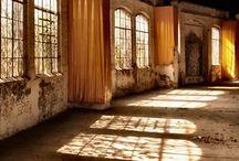 "Abandoned Places / ""Urban Exploration"" / by Tammy Heagy-Klick"