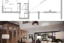 Plans de maisons / Idées de plans de maisons