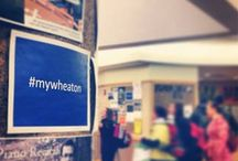 #mywheaton / Here's all manner of things related to #mywheaton, the new way to share your Wheaton story with the world.