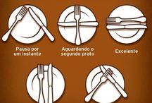 Etiquetas/Dining Etiquette