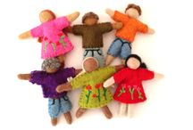 Multicultural Dolls / Dolls of differnt Ethni backgrounds. / by tara shields