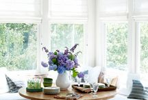 Window Treatments / Inspiring window treatments for your home.