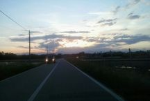 Tramonti a Nord -Ovest... ♥
