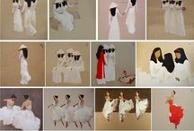 Nguyen Thank Binh  / Ses peintures sont poétiques, tendres, douces et romantiques. Son univers est pureté et élégance