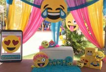 My emoji party