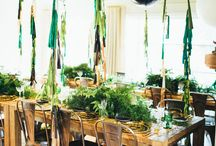 PARTY THEME- green
