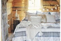 Część sypialniana/ łóżka