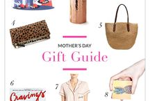 Mother's Day Gift Guides / Great Gifts for Mother's Day
